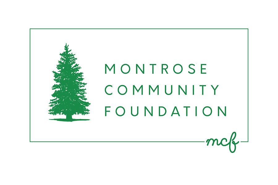 Montrose Community Foundation Logo